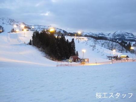 スキー・スノーボード合宿 @上越国際スキー場